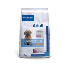 Virbac Veterinary HPM Adult Neutered Small & Toy Dog 3 kg- La Compagnie des Animaux