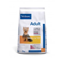 Virbac Veterinary HPM Adult Small & Toy Dog 3 kg- La Compagnie des Animaux