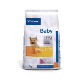 Virbac Veterinary HPM Canine Lifestages Small & Toy Breed Baby - Dogtor.vet