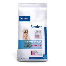 Virbac Veterinary HPM Senior Neutered Large & Medium Dog 7 kg- La Com