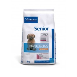 Virbac Veterinary HPM Senior Neutered Small & Toy Dog 3 kg- La Compagnie des Animaux