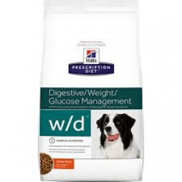 Hill's Prescription Diet Canine W/D au poulet 12 kg - Dogtor