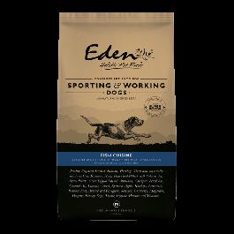 Eden Sporting & Working Dog 'Fish Cuisine' Medium Kibble 15kg - Dogtor
