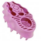 Kong ZoomGroom for dogs - Raspberry