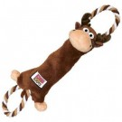 Kong Tugger Knots Moose - Medium/Large