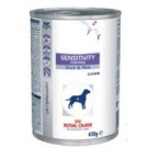 Royal Canin Sensitivity Control Duck & Rice Wet Food for Dogs 12 x 420g