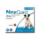 Nexgard Medium Dog- Dogtor.vet
