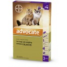 Advocate Spot-On Solution for Large Cats 4-8kg (Pack of 6)