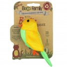 BECO Plush Bertie The Budgie Catnip Toy