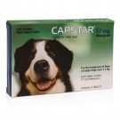 Capstar Tablets for Large Dogs 57mg (pack of 6)