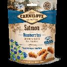 Carnilove Crunchy Snack Saumon & Myrtilles chien - La Compagnie des Animaux