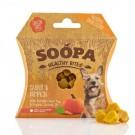 Soopa Carrot & Pumpkin Healthy Bites 50g