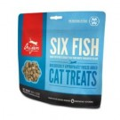Orijen Cat Treats - Six Fish 35g