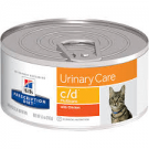 Hill's Prescription Diet c/d - Multicare Feline Minced with Chicken Wet