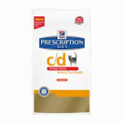 Hill's Prescription Diet c/d Feline - Urinary Stress with Chicken