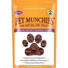 Pet Munchies Chicken & Liver Dog Training Treats 50g