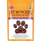 Pet Munchies Chicken & Liver Dog Training Treats 50g