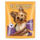 Pet Munchies Chicken Stix Dog Treats 50g
