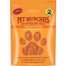 Pet Munchies Chicken Strips Dog Treats 90g