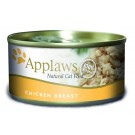 Applaws Adult Cat Chicken Tin 24 x 156g