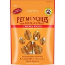 Pet Munchies Chicken Twists Dog Treats 80g