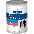 Hill's Prescription Diet d/d Canine Salmon Wet