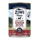 Ziwi Peak Canine Venison Tin 390g
