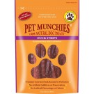 Pet Munchies Duck Strips Dog Treats 90g