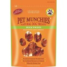 Pet Munchies Duck Twists Dog Treats 80g