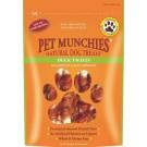 Pet Munchies Duck Twists Dog Treats 80g