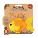 BECO Plush Freddie The Fish Catnip Toy