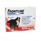 Frontline Spot-on for extra large dogs - 3 pipettes