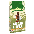 James Wellbeloved Adult Dog Grain Free Turkey & Vegetables 1.5kg