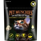 Pet Munchies Gourmet Chicken Cat Treats 10g