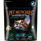 Pet Munchies Gourmet Fish Cat Treats 10g