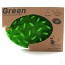 Green Slow Dog Feeder - Standard