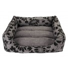 Gor Pets Eden Grey Slumber Bed - Small