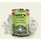 Lily's Kitchen Garden Party pour Chien 6 x 400 g- La Compagnie des Animaux