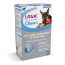 Logic Orozyme Dental Chews for large dogs (141g)