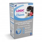 Logic Orozyme Dental Chews for medium dogs (141g)