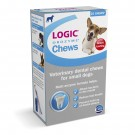 Logic Orozyme Dental Chews for small dogs (224g)