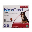 Nexgard XL Dogs - Dogtor.vet