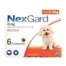 Nexgard Small dog - Dogtor.vet