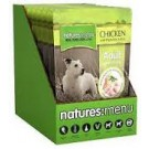 Natures Menu Dog Chicken & Vegetable Pouch 8 x 300g