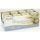 Applaws Adult Cat Ocean Fish Tin 24 x 70g