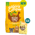 E&C Organic Turkey & Chicken Kibble - Dogtor.vet