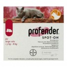 Profender Large Cat - Dogtor.vet