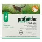 Profender Small Cat - Dogtor.vet