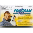 Program Plus Tablets for Medium Dogs 12 - 22kg (pack of 6)