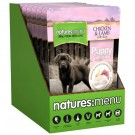 Natures Menu Junior Dog Chicken & Lamb Pouch 8 x 300g